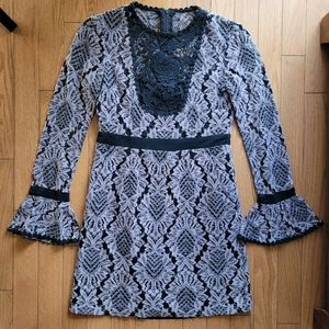 Nanette Lepore Muave Soho Dress (Purple)